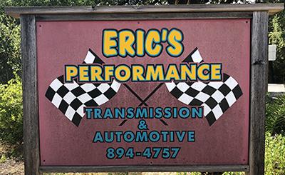 Eric's Performance Transmission